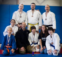 Checkmate Martial Arts 2011 NH State Judo Championhship