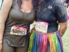 Daniela and Jenn at 2014 Dirty Girl Mudrun