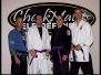 Eli and John Earn Juijitsu Purple Belt