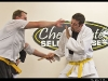 Jeff Orange Belt Jujitsu Test - Checkmate Martial Arts