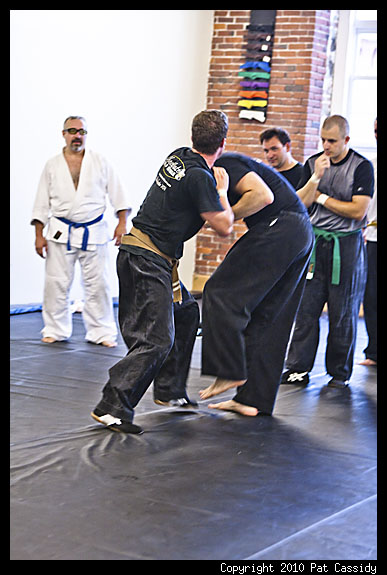 Ikkyu Brown Belt Test - Joe Mcquire - Checkmate Martial Arts