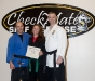 Maria Tetley Award - Checkmate Martial Arts