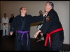 Prof Dave Castaldi Demonstrates Jujitsu Knife Defense