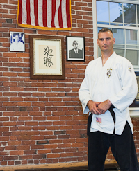 Senpai Steve Gilcreast - Instructor