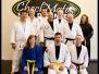 Chris D & Katie C Judo Yellow Belt Test