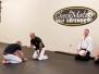 Chip Arnold Sankyu Brown Belt Test