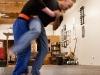 Katie Callahan Jujitsu Orange Belt