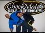 Lou D jujitsu yellow belt test
