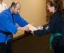 Maria Tetley Award - Checkmate Martial Arts